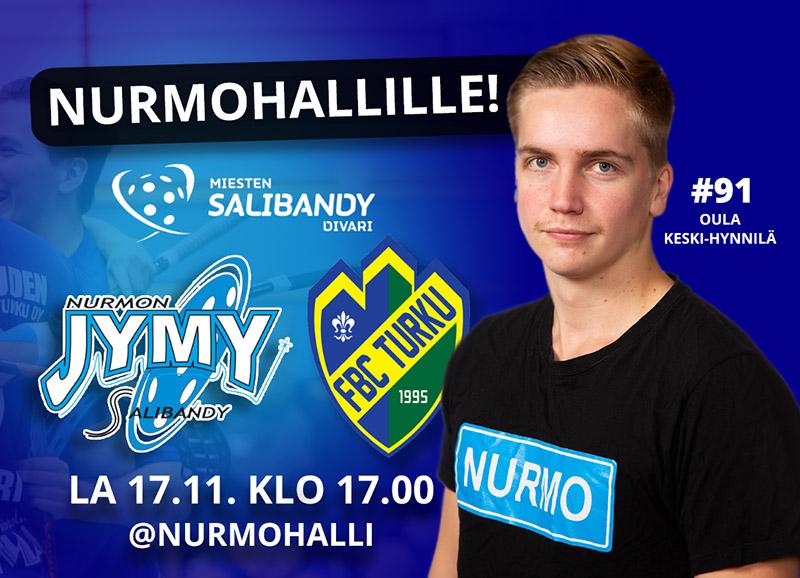 Nurmon Jymy salibandy